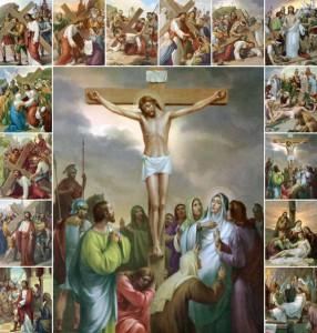 Krížová cesta Krista Kráľa, Syna Božieho